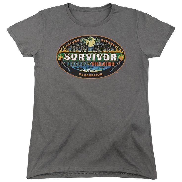 Survivor - Heroes Vs Villains Women's T-Shirt