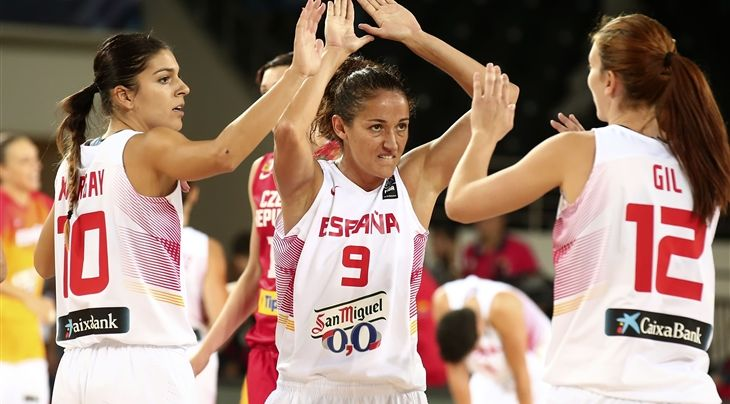 ANKARA/ISTANBUL (FIBA World Championship for Women) - Spain and Australia stormed into the Quarter-Finals of the FIBA World Championship for Women with convincing wins on Tuesday.The two sides joined...