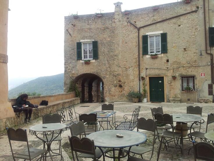 Anche Borgio Verezzi è uno dei borghi più belli d'Italia.  #Liguria bella da scoprire