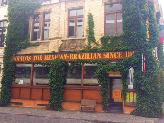 Tropicos: een heerlijk Mexicaans-Braziliaans restaurant in Antwerpen