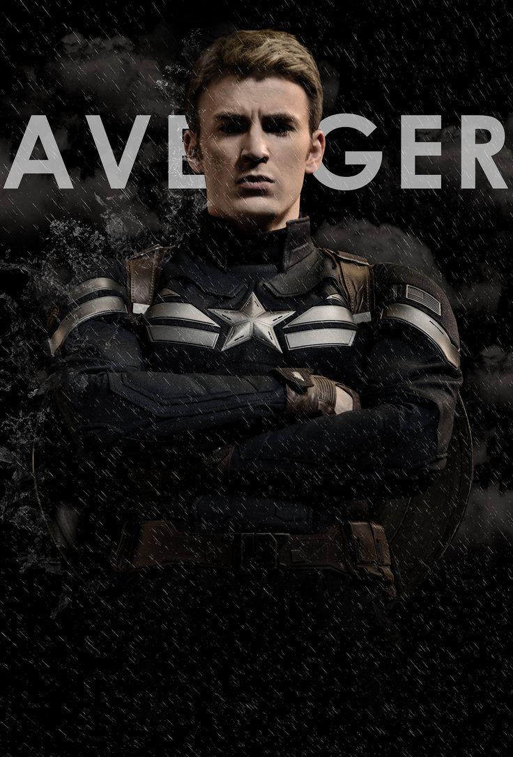 Avenger by maydaypayday on deviantart