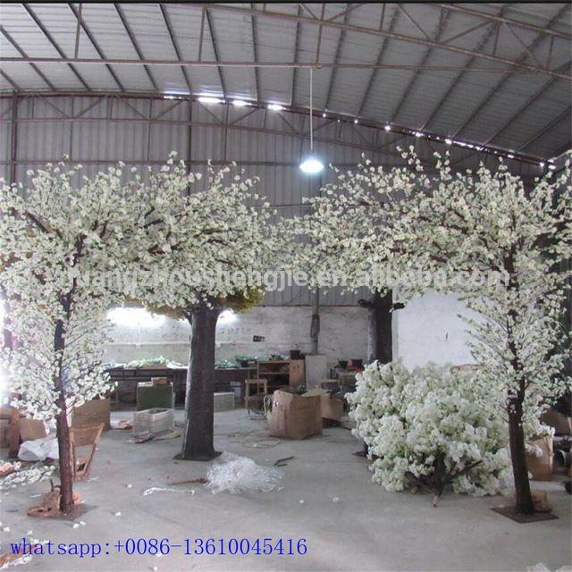 Source White Tree Wedding Decor Hotsale Artificial Cherry Blossom Tree Arches On M Aliba White Blossom Tree Artificial Cherry Blossom Tree Blossom Tree Wedding
