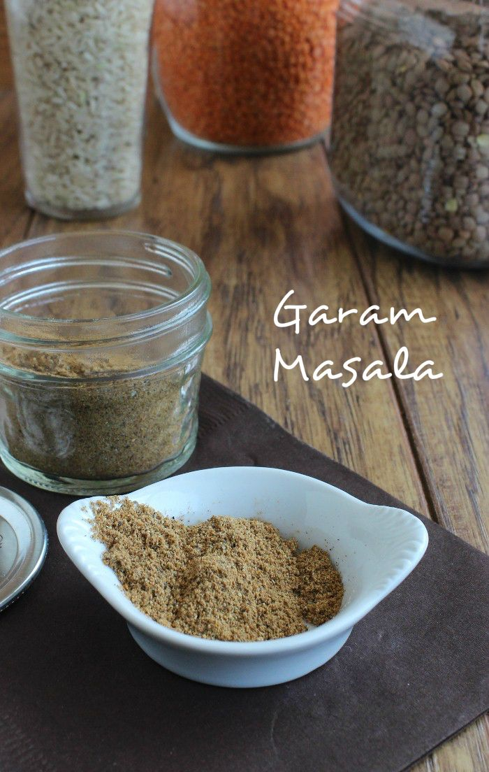 Garam Masala is a spice mixture that will take you a long way in adding flavors to your dishes. A simple blend that you just mix and use whenever it calls.  Over 4000 pins