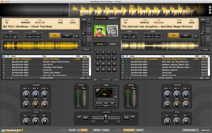UltraMixer 5.0.3 Crack Plus Serial Free Download