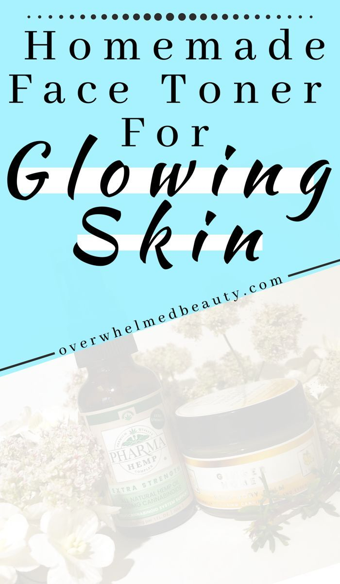 DIY Toners to Brighten your Skin. Homemade toners …