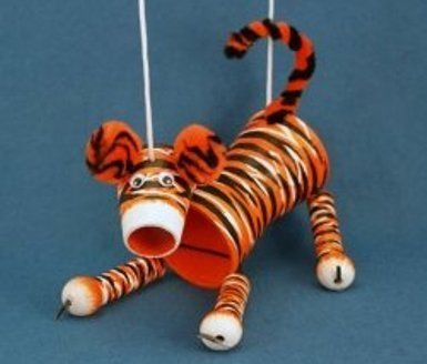 tiger craft ideas grrrrrrr tiger recycle to tigers and 3107