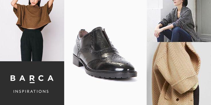 #Stringate BARCA Stores #Inspirations... Suggerimenti di #stile.