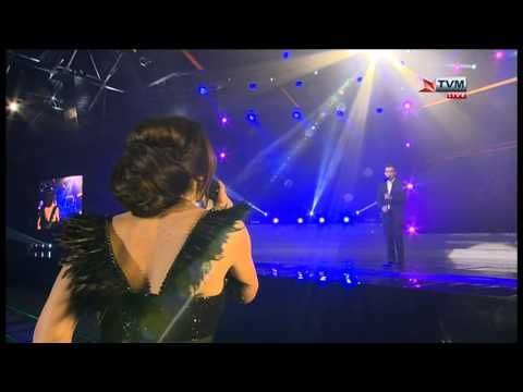 Let Her Go - Gianluca Bezzina & Ira Losco at the Malta Eurovision 2014 - YouTube