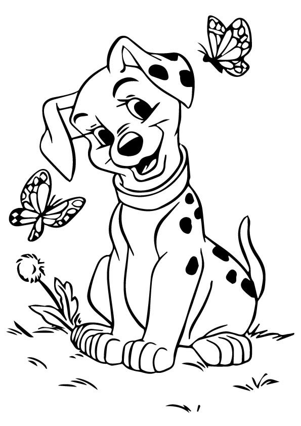 colorimg Dog coloring page, Horse coloring pages, Disney