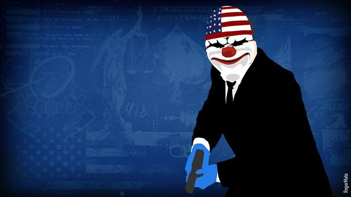 Dallas - PAYDAY 2.... Just started playing PAYDAY 2 and I love it!