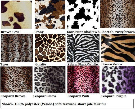 Safari Crib Bed Skirt by SewCustomCorporation on Etsy, $30.00