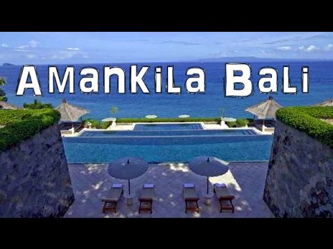 Amankila Bali Beach Resorts. As part of our top Bali Resorts Review  http://www.luxury-resort-bliss.com/bali-luxury-resorts.html which includes all the top Ubud Bali villa resorts, resorts in Bali with great vacation, wedding and honeymoon packages, and also some great beach resorts. #resort #honeymoon #wedding # vacation #hotel #video#bali#ubud