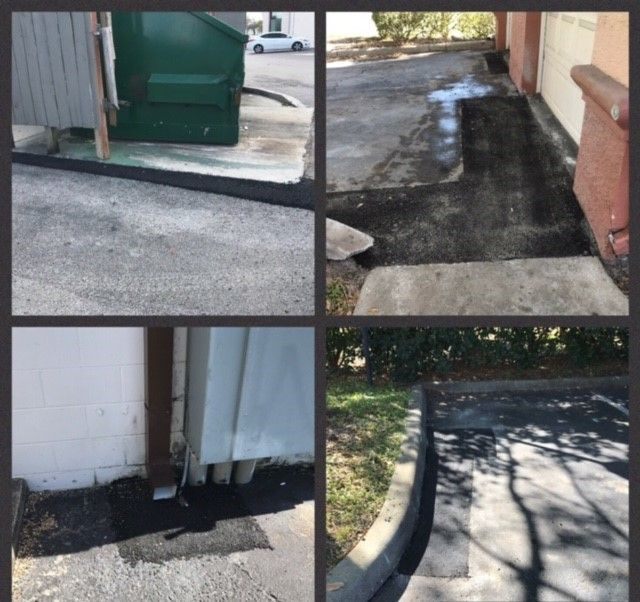 Did you know we offer Patching Services?  Failed areas or liability issues on your parking lots and roadways are justifiably important concerns. But the presence of these issues does not mean that repaving or other major scopes of work are necessary. Our proven technique of patching asphalt allows for of repair these particular areas in a cost-effective way.  Please visit our website at:http://www.pavingandsealcoating.com/ Here are some recent Asphalt Patching jobs Our ABC Paving…