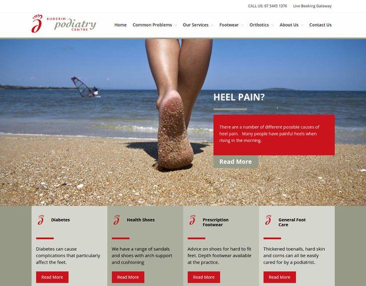 http://buderimpodiatry.com.au/ Website - Buderim Podiatry
