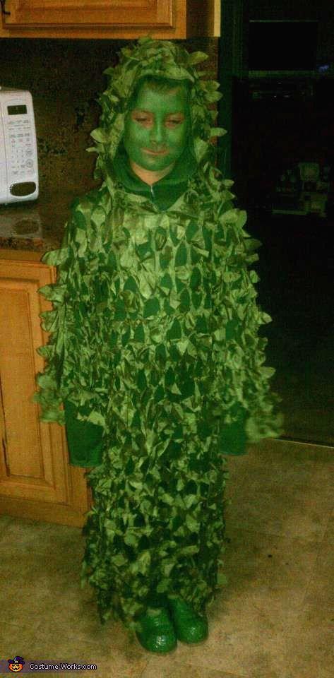 Green Hair Halloween Costume Ideas