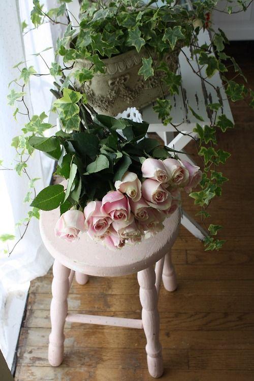 17 mejores im genes sobre shabby chic flowers en - Vajilla shabby chic ...