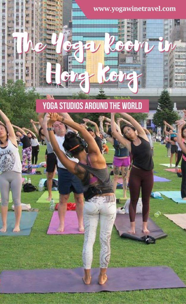 Yogawinetravel.com: Yoga Studios Around the World - Yoga Room Hong Kong