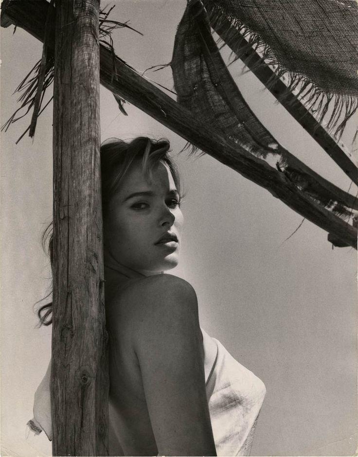 Ursula Andress by Peter Basch, 1960s