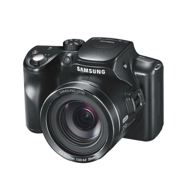 Samsung WB2100 Ultra Zoom Camera $299.00 from Noel Leeming
