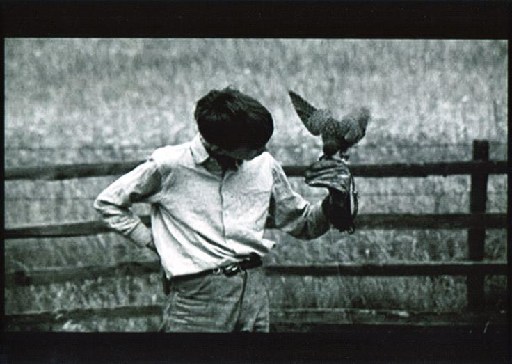 Susanne Winterling • Casper and Kes (film still Ken Loach) 2007