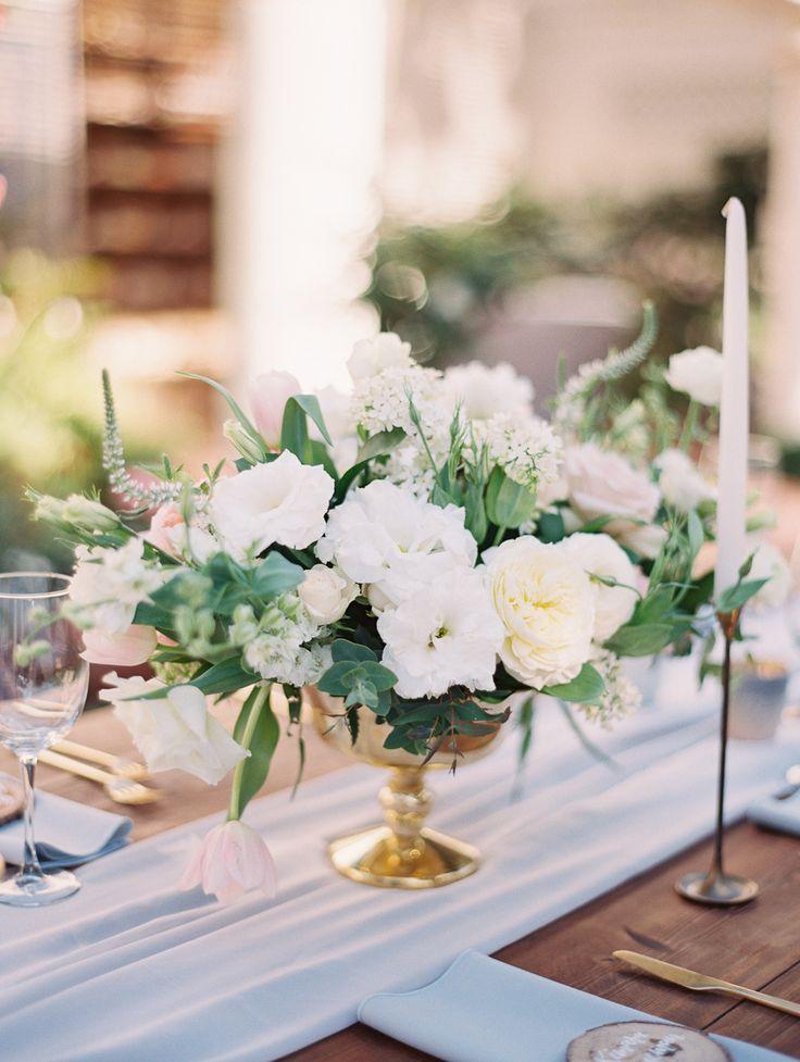 Photography: Carmen Santorelli Photography - carmensantorellistudio.com Read More: http://www.stylemepretty.com/2015/05/15/dusty-blue-lavender-spring-garden-wedding/
