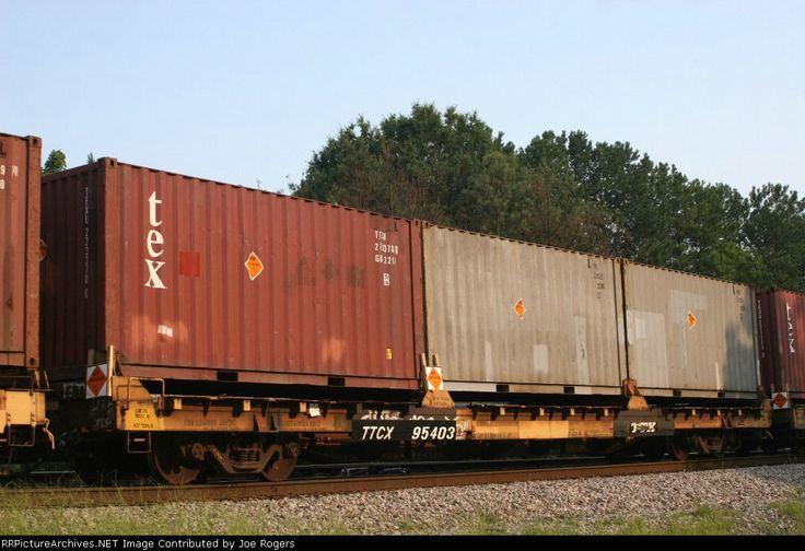 TTCX 95403 Description Photo Date 7/2/2006 Location