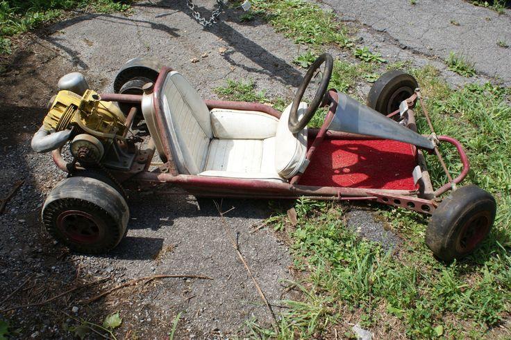 Vintage Karts For Sale 54