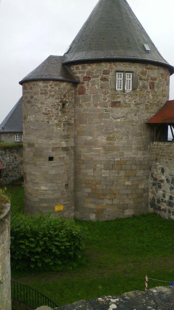 Burg Herzberg im Schwalm-Eder-Kreis