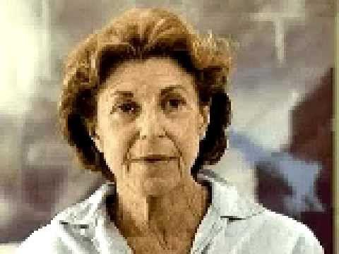 Helen Frankenthaler Interview from the Grolier Multimedia Encyclopedia 1995