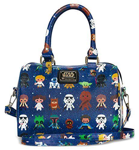 Disney Discovery- Loungefly Star Wars Baby Satchel