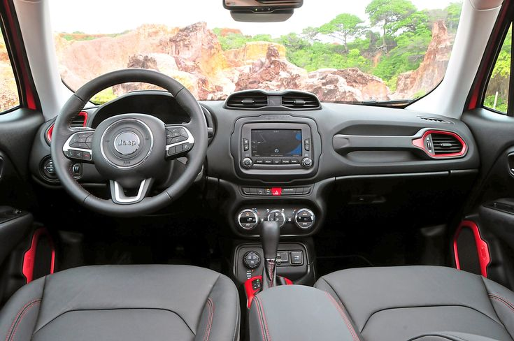 25 best ideas about jeep renegade on pinterest jeep com - Jeep renegade trailhawk interior ...
