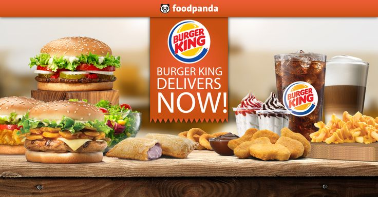 Give a treat to your taste buds as ‪#‎Burger‬ ‪#‎King‬ is live on Foodpanda. Get additional discount of 30% store wide. For details click: http://bit.ly/1qR7LDB