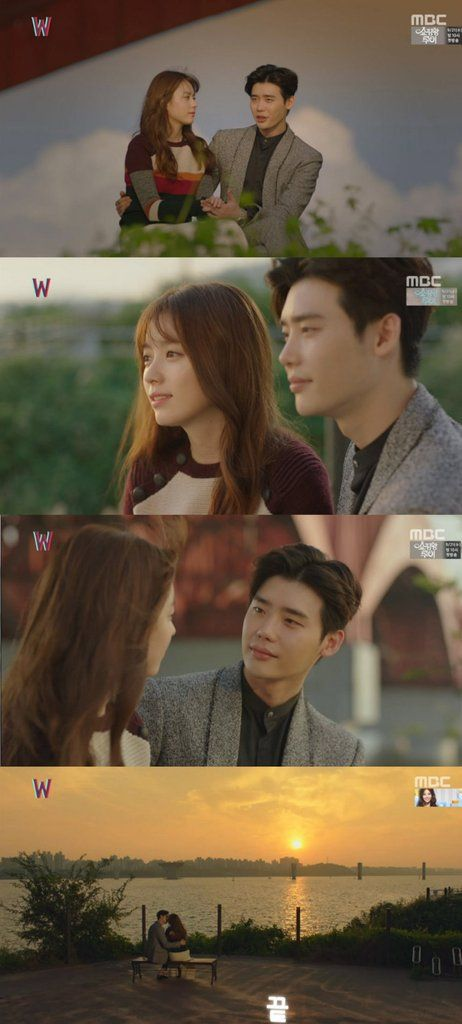 W: Two Worlds with Lee Jong Seok and Han Hyo Joo Ends Parallel Universe Twisty Story in Final Episode | A Koala's Playground
