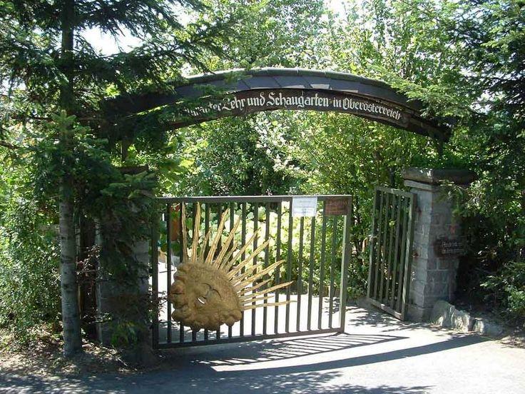 Kräutergemeinde Klaffer am Hochficht: Kräutergarten