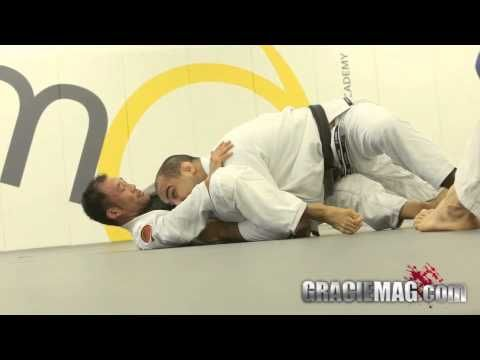 GRACIEMAG.com: Bernardo Faria teaches double-under guard pass--(A pressure pass) variation on traditional double under