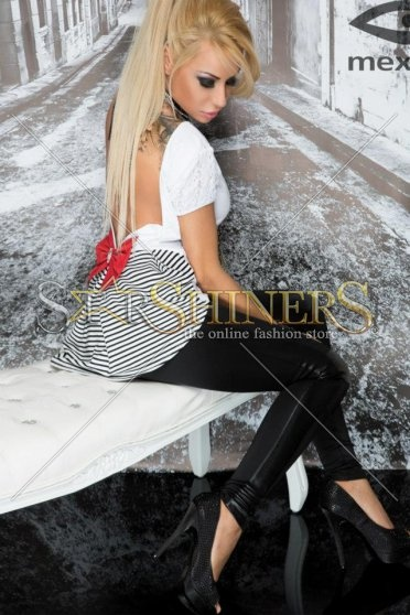 Bluza Mexton Style Addicted White