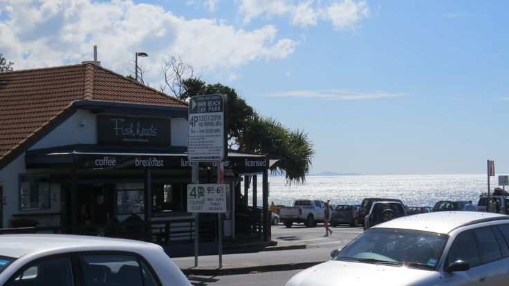 Fish Head Restaurant ... Byron Bay, New South Wales, Australia.