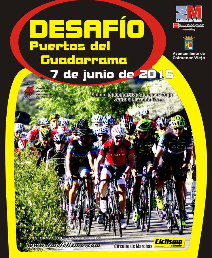 Ya son 5 años los que lleva la Federación Madrileña de Ciclismo organizando esta Marcha Cicloturista que gracias al esfuerzo de todos va creciendo año a año y