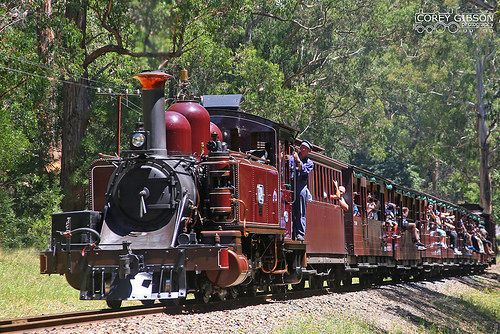 Puffing Billy Railway - 7A by Australian Trains, via Flickr