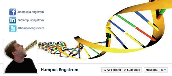 Top 25 Creative Facebook Timeline Covers