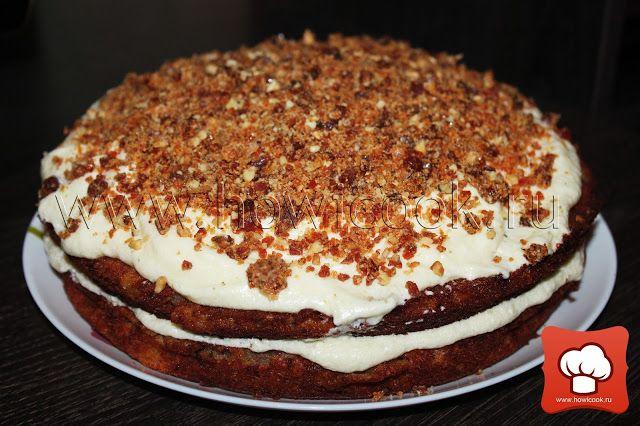 """HowICook: Торт """"Колибри"""" от Джейми Оливера"""