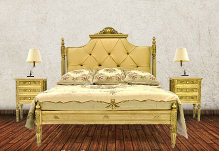 Hand made French style Bed Room Set. http://mousasgallery.com/furniture/antique-beds