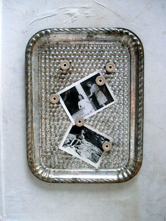 48 Best Images About Repurpose Silver Tray On Pinterest