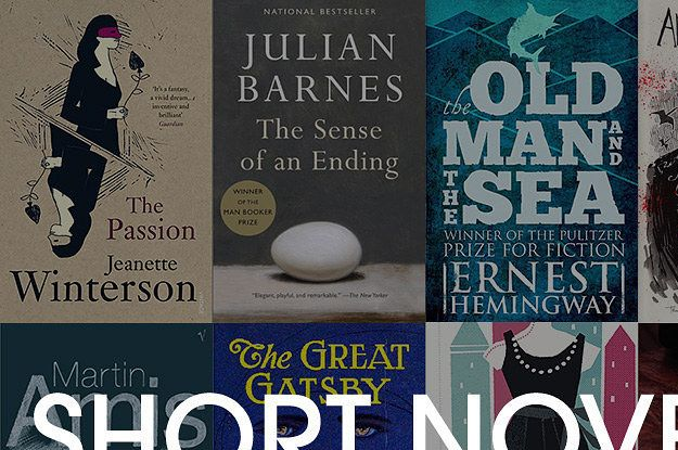 46 Brilliant Short Novels You Can Read In A Day #Quotes