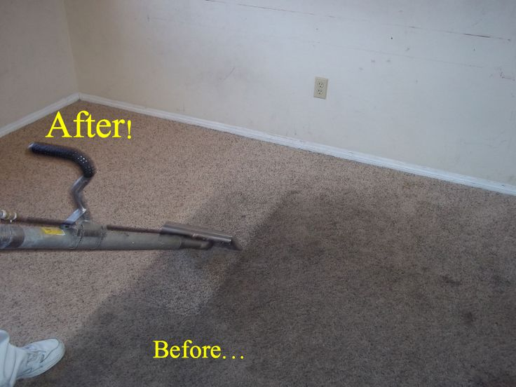 how to clean a truly filthy carpet