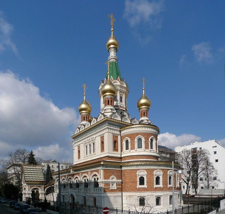 St. Nicholas Russian Orthodox Cathedral, Vienna, Austria