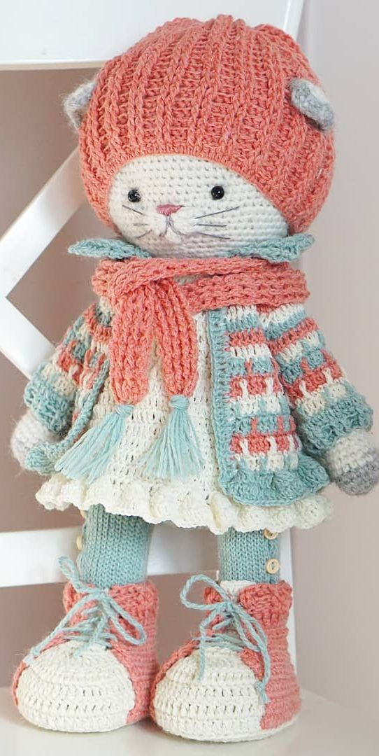 Cool Amigurumi Projects You Should Be Crocheting Right Now - Page 17 of 24 - apr...