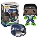 Pop! Vinyl NFL Richard Sherman Wave 1 Pop! Vinyl Figure 4530 Seattle Seahawks cornerback and Super Bowl Champion Richard Sherman stands 3 3/4-inches tall in Pop! Vinyl Format and comes packaged in a window display box. Richard Sherman talks a mean game, but has http://www.MightGet.com/january-2017-11/pop!-vinyl-nfl-richard-sherman-wave-1-pop!-vinyl-figure-4530.asp