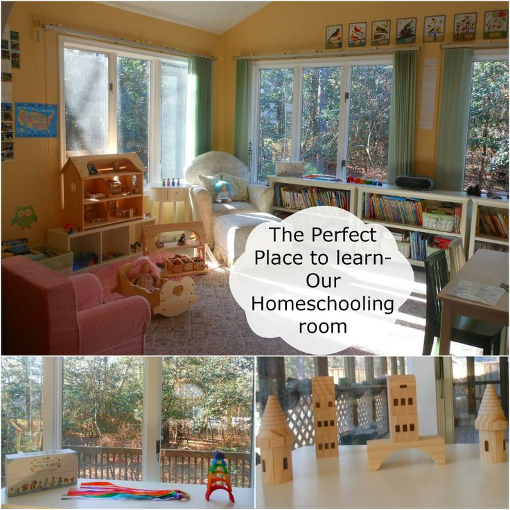 Homeschooling Room Tour for 2014: