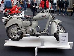 1955 Motom Delfino 160